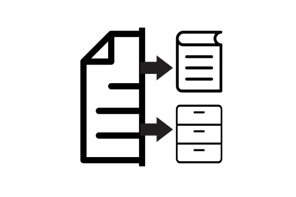 Publishing & Archiving icon
