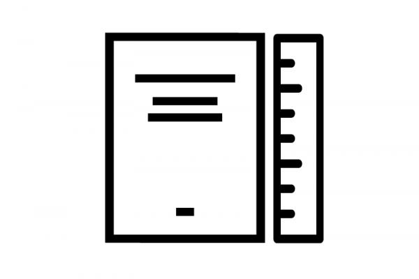 Research Metrics & Impact icon
